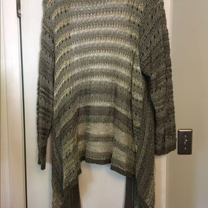 Chico's Flowing Cardigan size 4